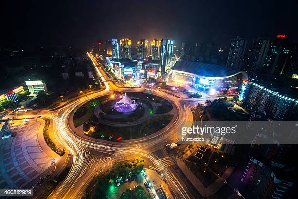 wuhan city - wuhan stock photos and pictures