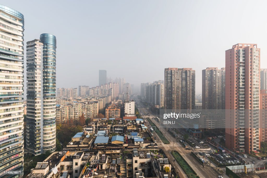 Wuhan Cityscape during the Day Time : Stock Photo