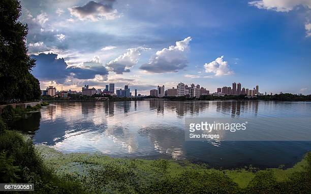 Wuhan Donghu Lake