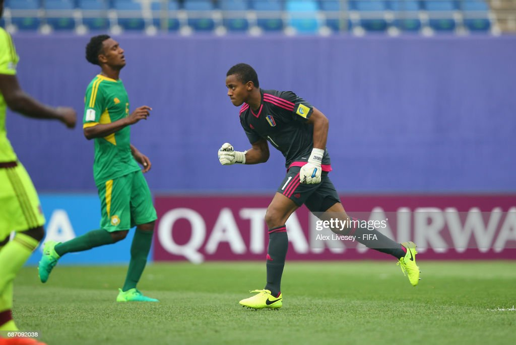 Venezuela v Vanuatu - FIFA U-20 World Cup Korea Republic 2017 : News Photo