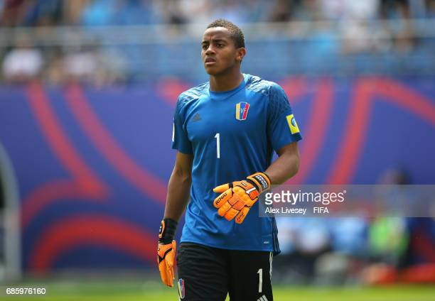Wuilker Farinez of Venezuela during the FIFA U20 World Cup Korea Republic 2017 group B match between Venezuela and Germany at Daejeon World Cup...