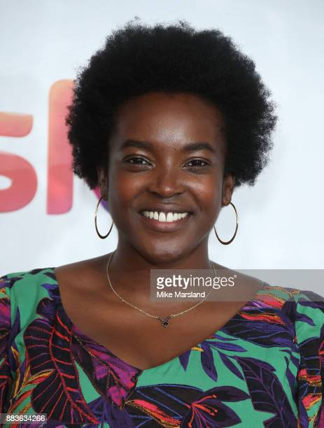 Wunmi Mosaku attends the 'Sky Women In Film and TV Awards' held at London Hilton on December 1 2017 in London England