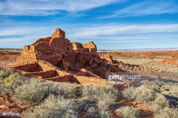 Wupatki National Monument, Arizona,USA