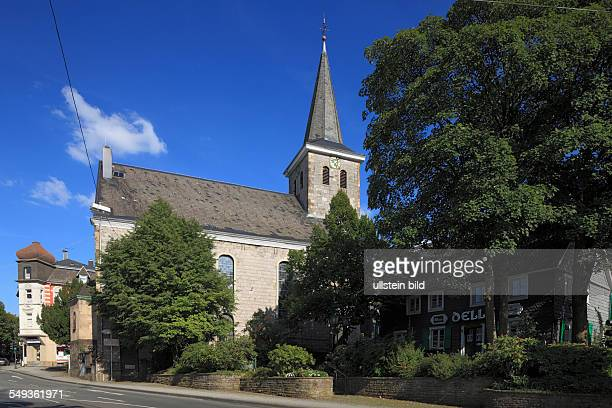 Wuppertal Langerfeld Evangelical church