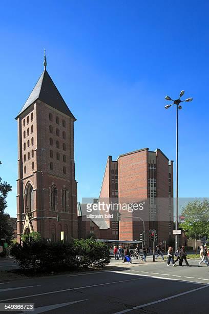 WuppertalBarmen St Anthony's Church catholic church
