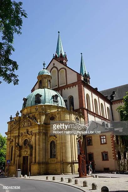 Wurzburg, Bavaria, Germany, Europe