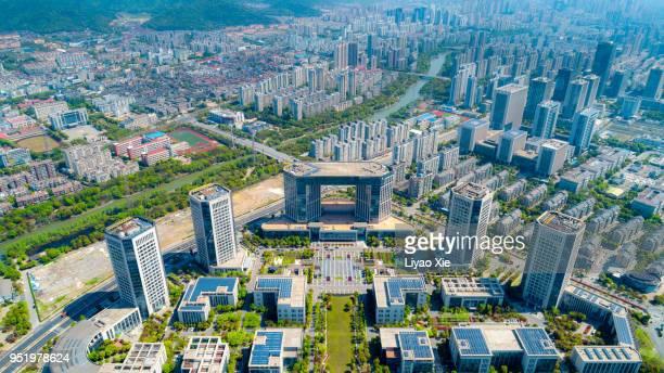 Wuxi cityscape