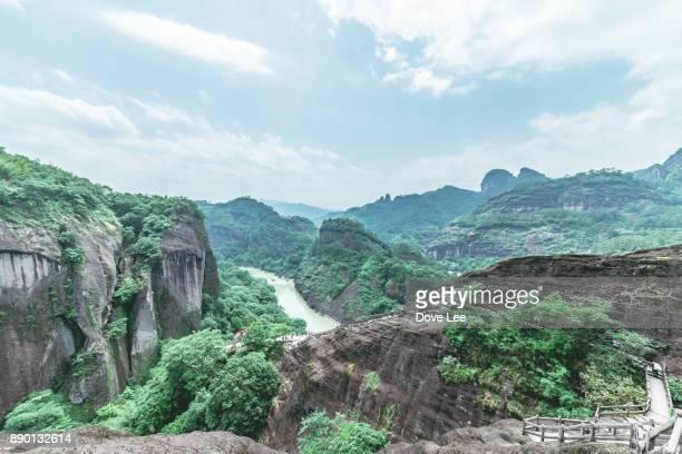 Wuyi Mountain scenic zone