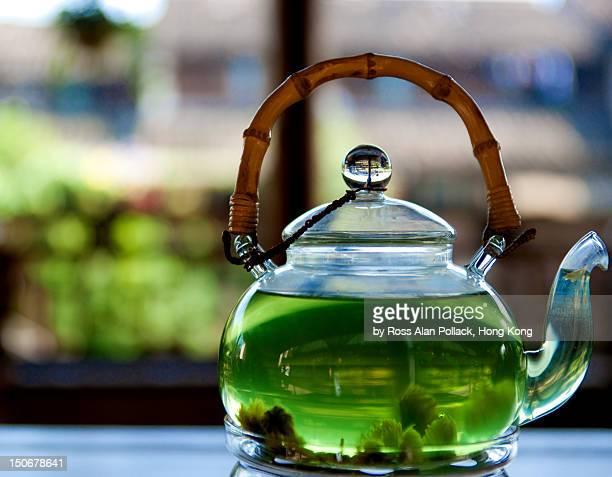 Wuzhen in teapot