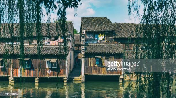 Wuzhen riverside