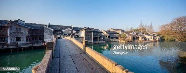 Wuzhen scenery in Zhejiang province,China