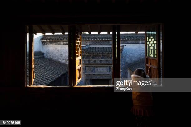 Wuzhen scenic in China