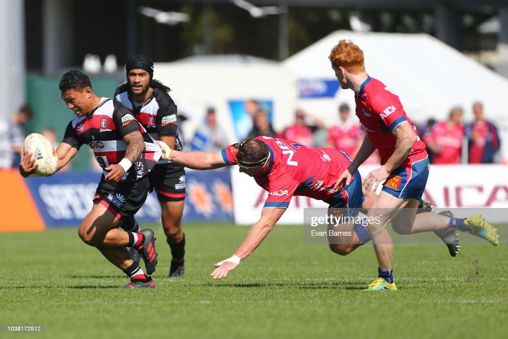 Mitre 10 Cup Rd 6 - Tasman v Counties Manakau