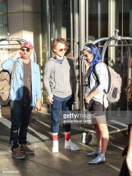 Wyatt Oleff is seen on July 21 2017 in San Diego California