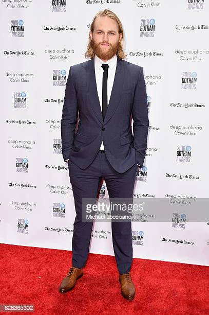 Wyatt Russell attends the 26th Annual Gotham Independent Film Awards at Cipriani Wall Street on November 28, 2016 in New York City.