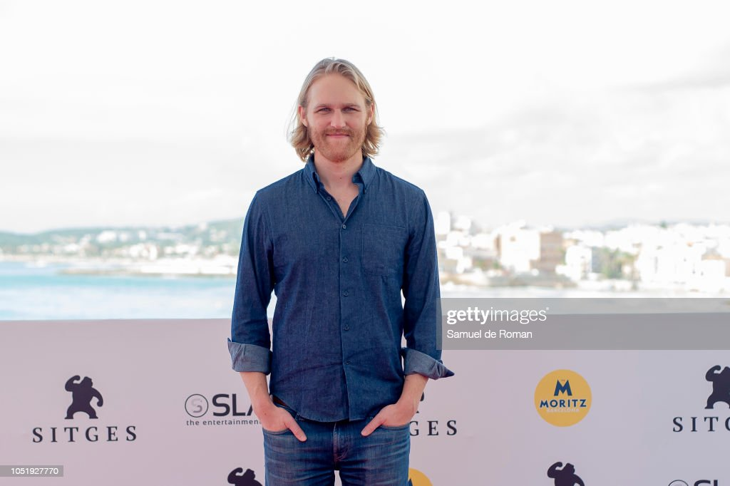 Wyatt Russell attends the 'OVERLORD' photo call at the 2018 Sitges