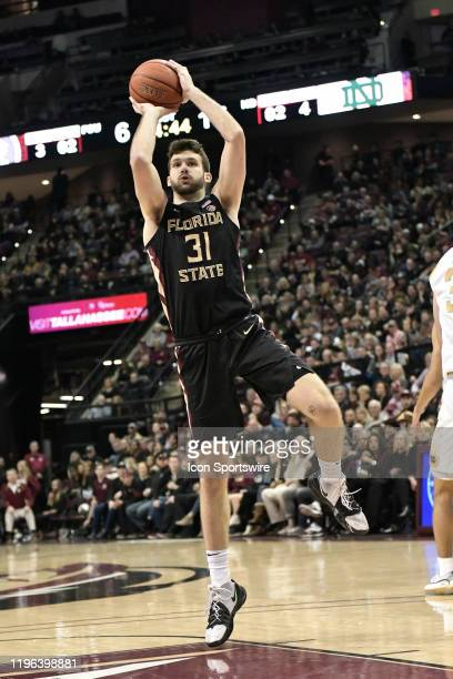 Wyatt Wilkes forward Florida State University Seminoles led his team with a career-high 19 points including going six of ten from two-point range...