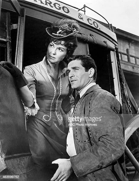 EARP 'Wyatt's Brothers Join Up' Airdate May 30 1961 ADELE MARAHUGH O