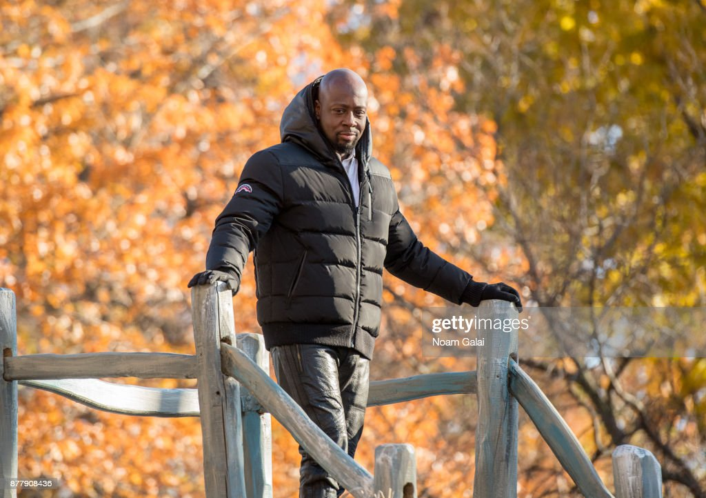 Wyclef Jean attends the 91st Annual Macy's Thanksgiving Day Parade on November 23, 2017 in New York City.