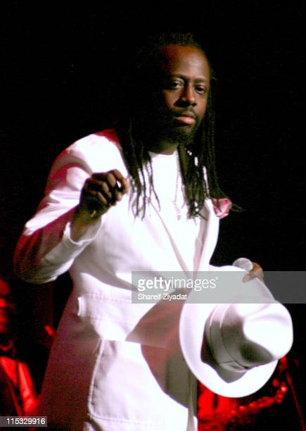 Wyclef Jean during VP Records 25th Anniversary - Arrivals and Concert at Radio City Music Hall in New York City, New York, United States.