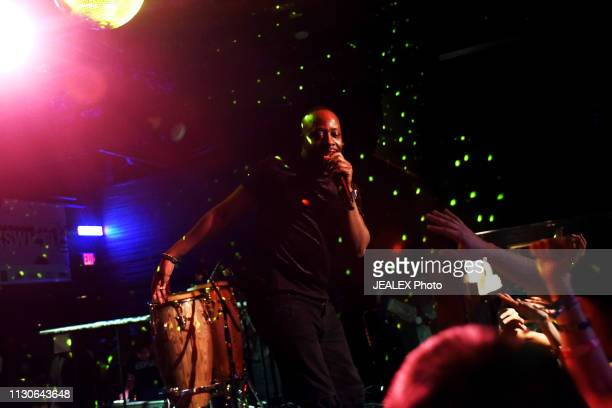 Wyclef Jean performs onstage at HEADS Music during the 2019 SXSW Conference and Festivals on March 14 2019 in Austin Texas