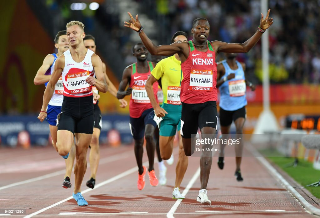 Athletics - Commonwealth Games Day 8 : News Photo