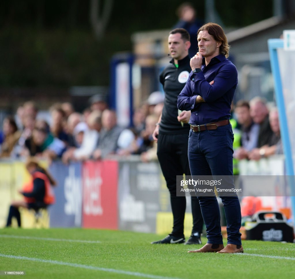 Wycombe Wanderers v Lincoln City - Sky Bet League One : News Photo