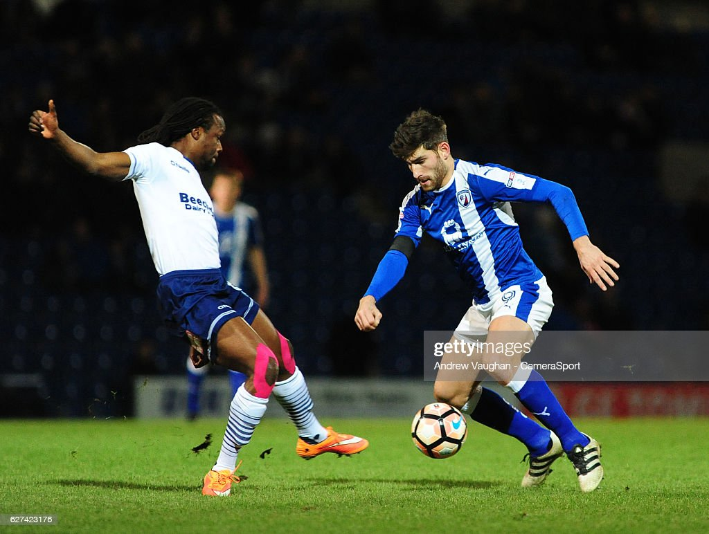Chesterfield v Wycombe Wanderers - The Emirates FA Cup Second Round