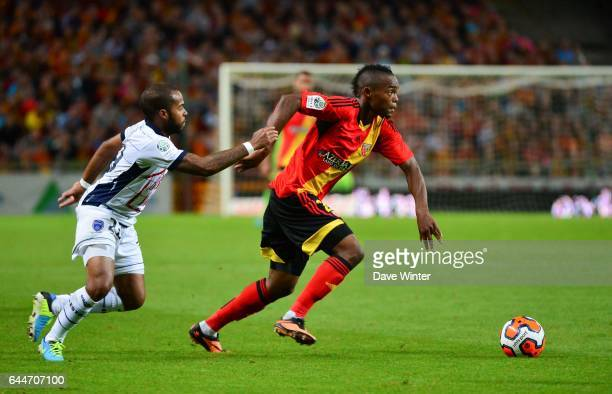 Wylan CYPRIEN Lens / Troyes 5e journee Ligue 2 Photo Dave Winter / Icon Sport