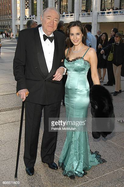 Wynn Handman and Pamela Fielder attend AMERICAN BALLET THEATRE Spring Gala 2006 at Metropolitan Opera House on May 22 2006 in New York City