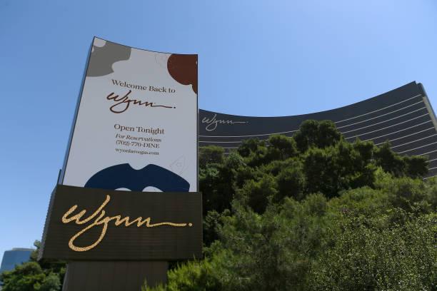 NV: Wynn Las Vegas Reopens