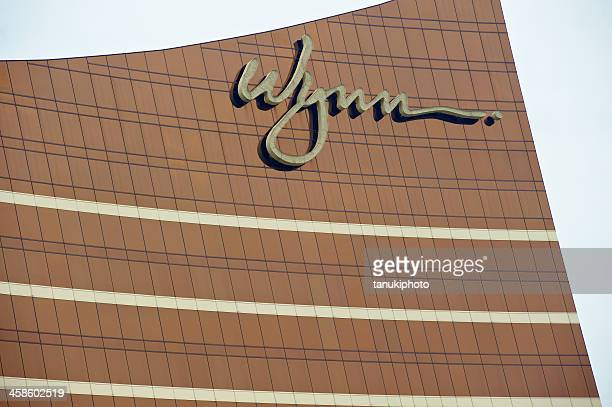 wynn macau - macao stock pictures, royalty-free photos & images