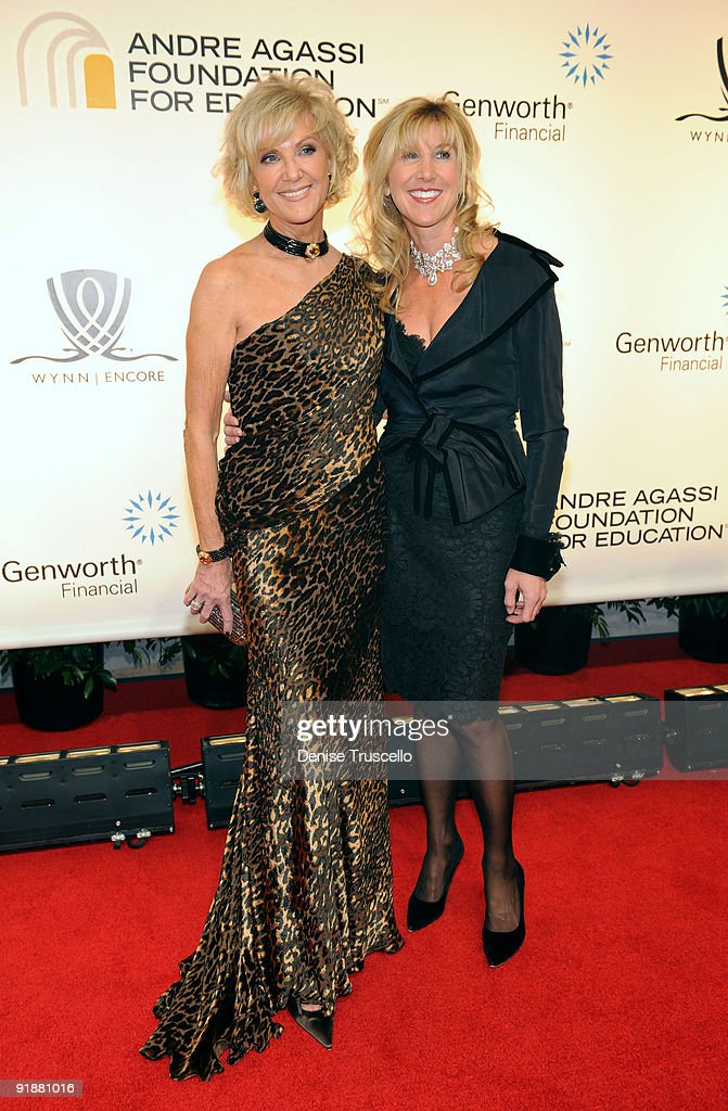 The Andre Agassi Charitable Foundation's 14th Annual Grand Slam For Children - Red Carpet & Cocktail Reception : News Photo