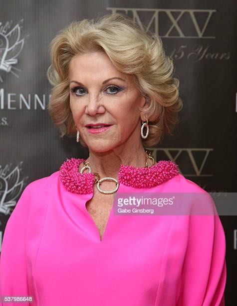 Wynn Resorts Director Elaine Wynn attends FMXV Capri in Las Vegas at Wynn Las Vegas on June 3, 2016 in Las Vegas City.