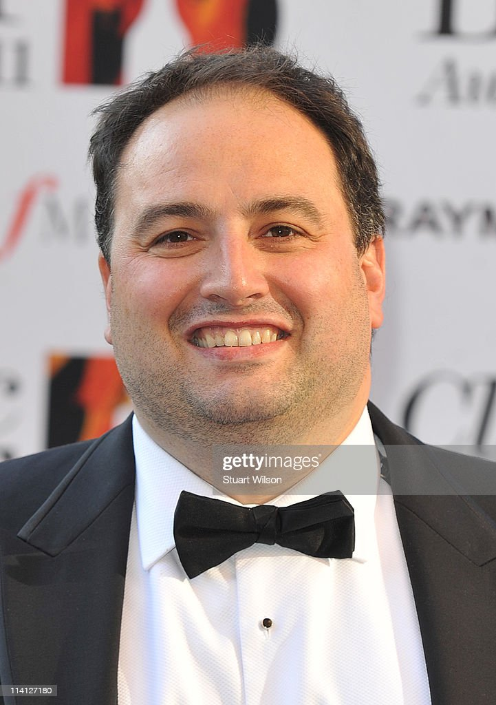 Wynne Evans arrives at The Classic BRIT Awards at Royal Albert Hall on May 12, 2011 in London, England.