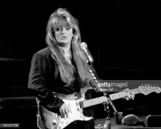 Wynona Judd performs at the Concord Pavilion on July 10, 1994.