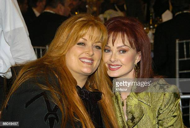 Wynonna Judd and Naomi Judd