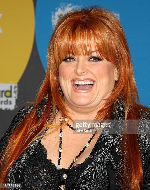 Wynonna Judd during 2006 Billboard Music Awards - Arrivals at MGM Grand Hotel in Las Vegas, Nevada, United States.
