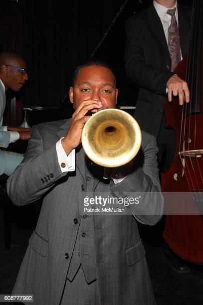 Wynton Marsalis attends MOVADO with John F. Kennedy Center for the Performing Arts; Cooper-Hewitt, National Design Museum; and Baryshnikov Arts...