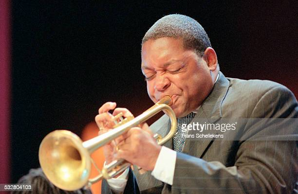 Wynton Marsalis, trumpet, performs on July 14th 2000 at the North Sea Jazz Festival in the Hague, Netherlands.