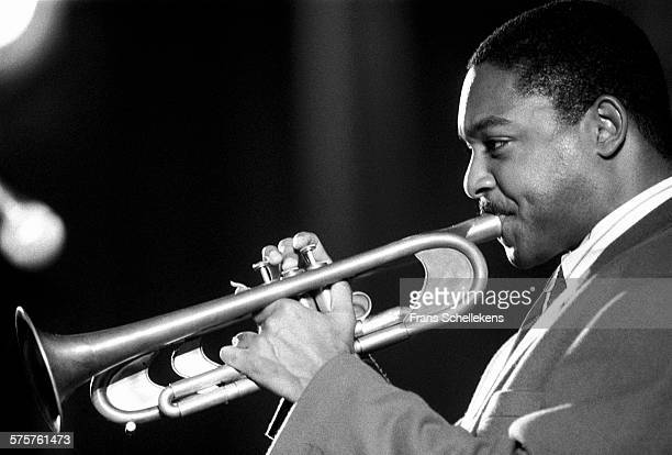 Wynton Marsalis, trumpet, performs on October 5th 1991 at the Tuchinsky in Amsterdam, Netherlands.
