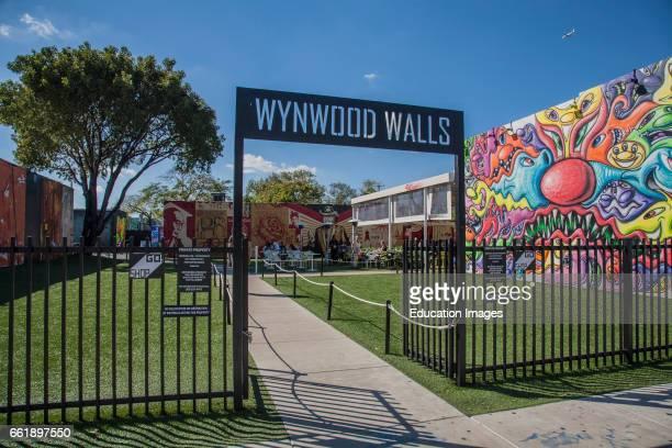 Wynwood Walls NW 2nd Avenue Wynwood Arts District