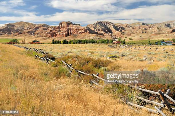 Wyoming Landschaft