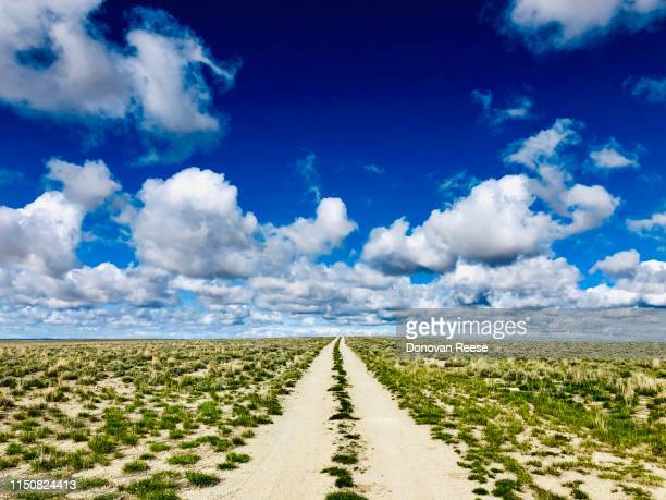 wyoming    oregon trail - the oregon trail stock photos and pictures