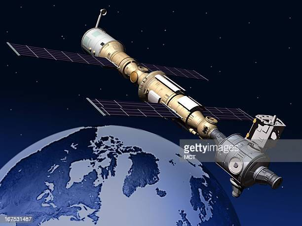 x 48 in / 164x123 mm / 558x419 pixels Image of International Space Station