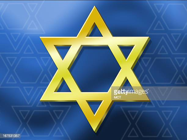 x 48 in / 164x123 mm / 558x419 pixels Image of Star of David
