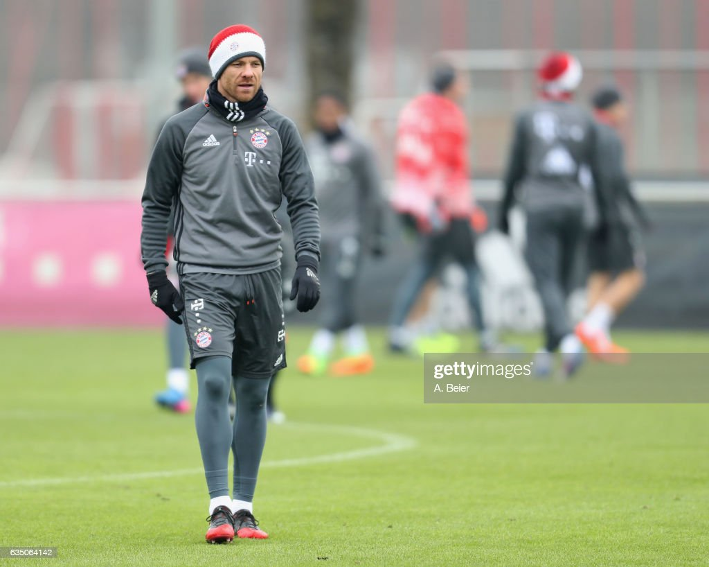 FC Bayern Muenchen - Training Session : News Photo