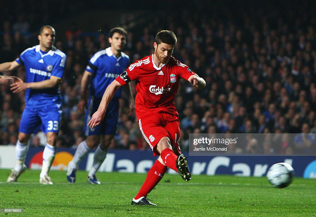 Chelsea v Liverpool - UEFA Champions League : News Photo