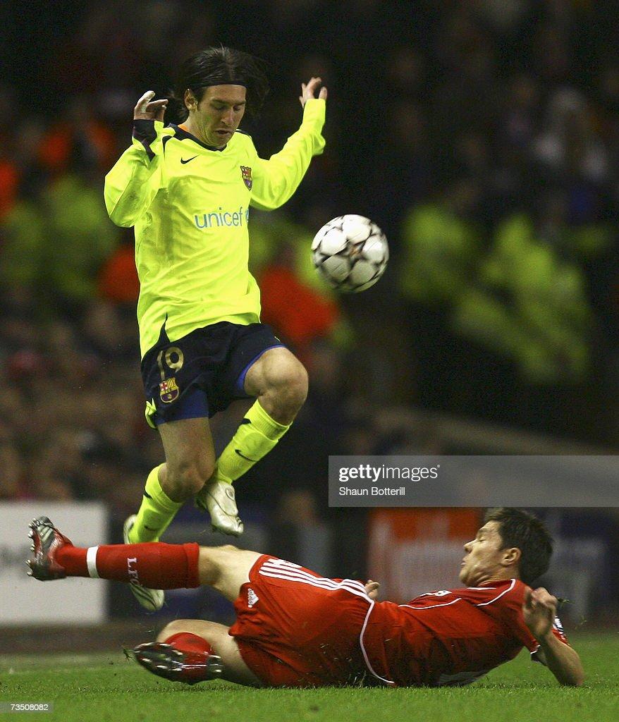 UEFA Champions League: Liverpool v Barcelona : News Photo
