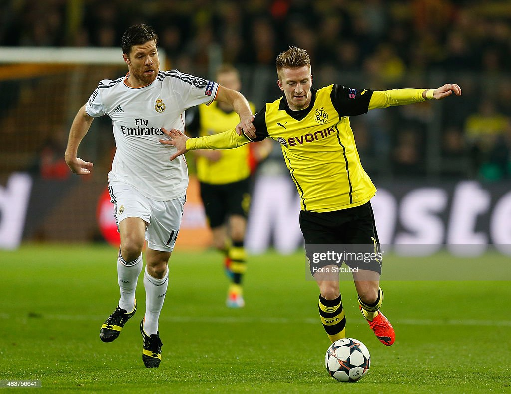 Borussia Dortmund v Real Madrid - UEFA Champions League Quarter Final : News Photo